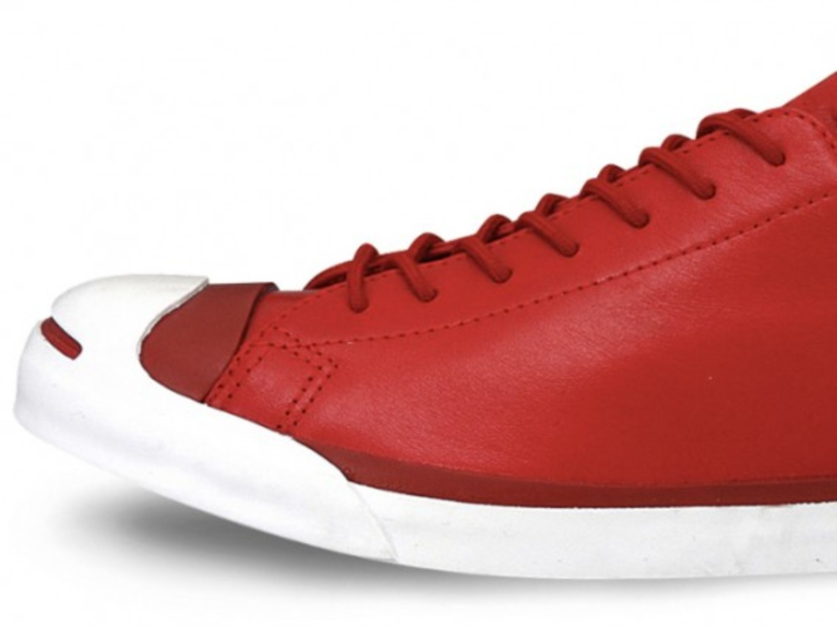 Converse Japan - Dress code 1/2 - Jack Purcell S Plain (Red)