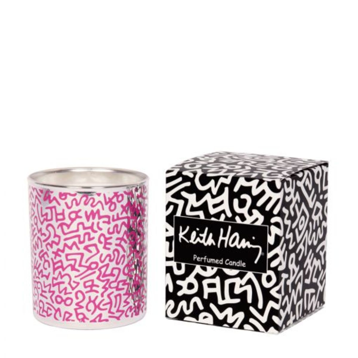 keith_haring_candle_1