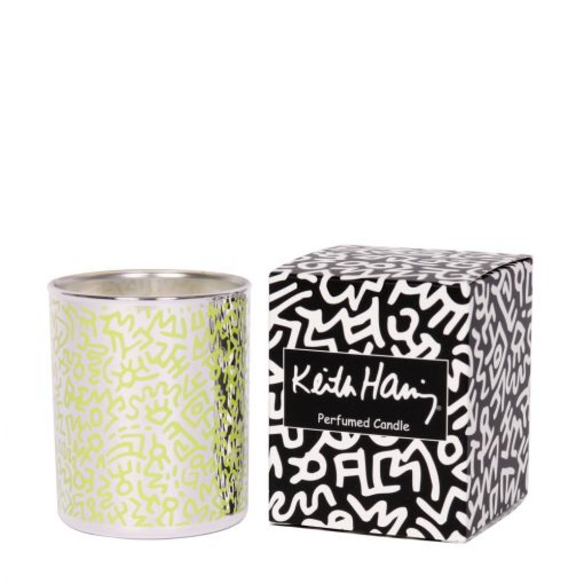 keith_haring_candle_2