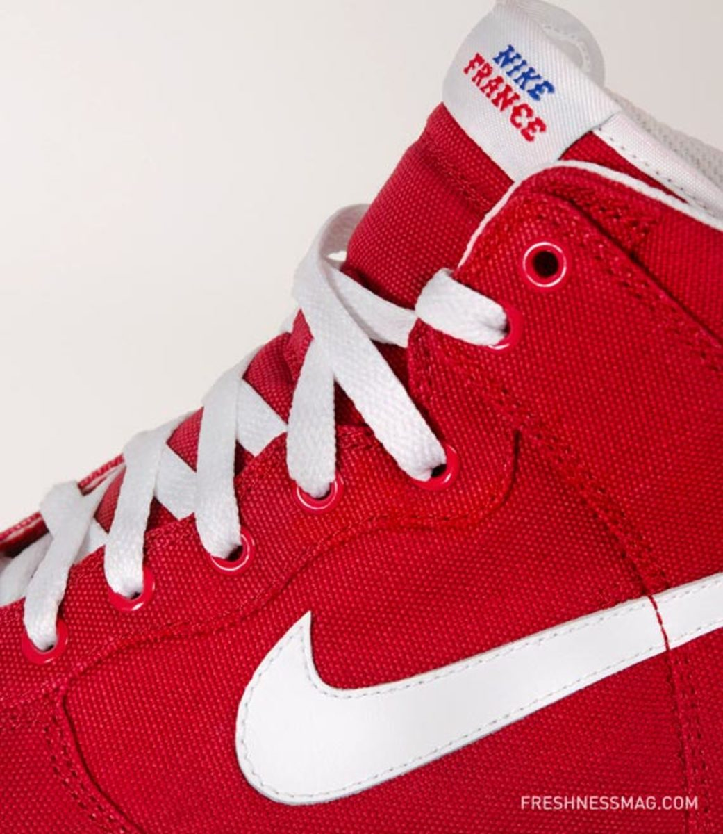 Nike Sportswear - Spring/Summer 2010 - Six (6) Collaboration - France - So Me