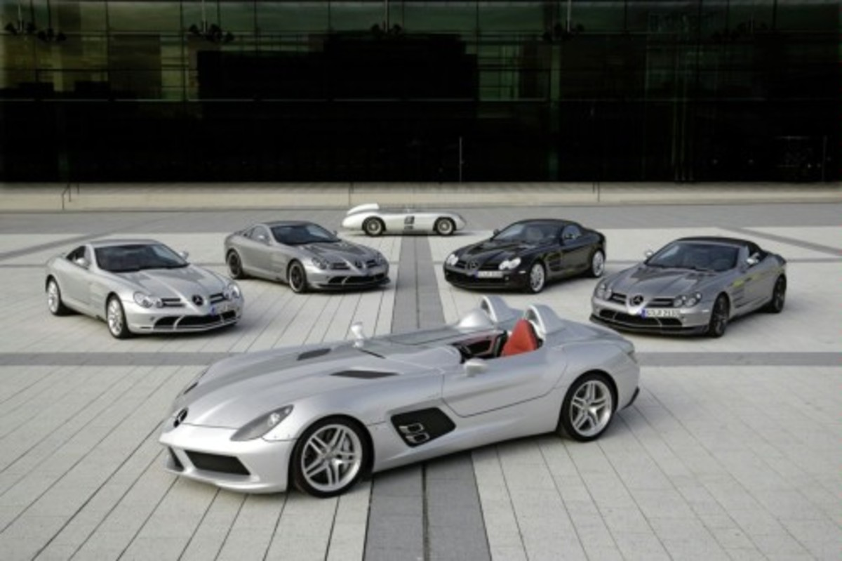 A Greatest Of Working Relationship Between Mercedes Benz And McLaren Will  Come To An End After About 5 Years. These Two Companies Combined Its  Expertise To ...