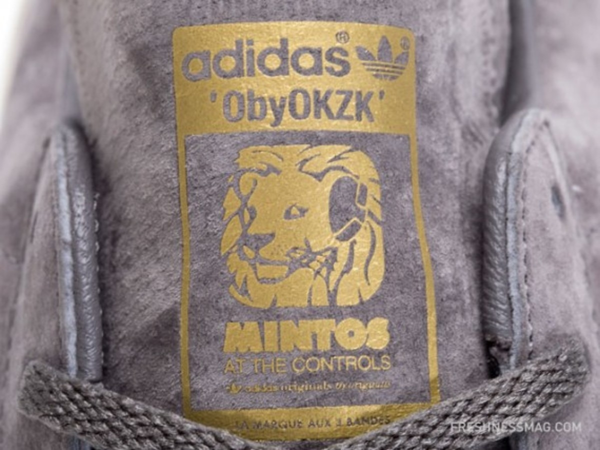 adidas Originals by Originals (ObyO) - Spring/Summer 2010 - Kazuki Kuraishi - Campus 80's DJ MINTOS