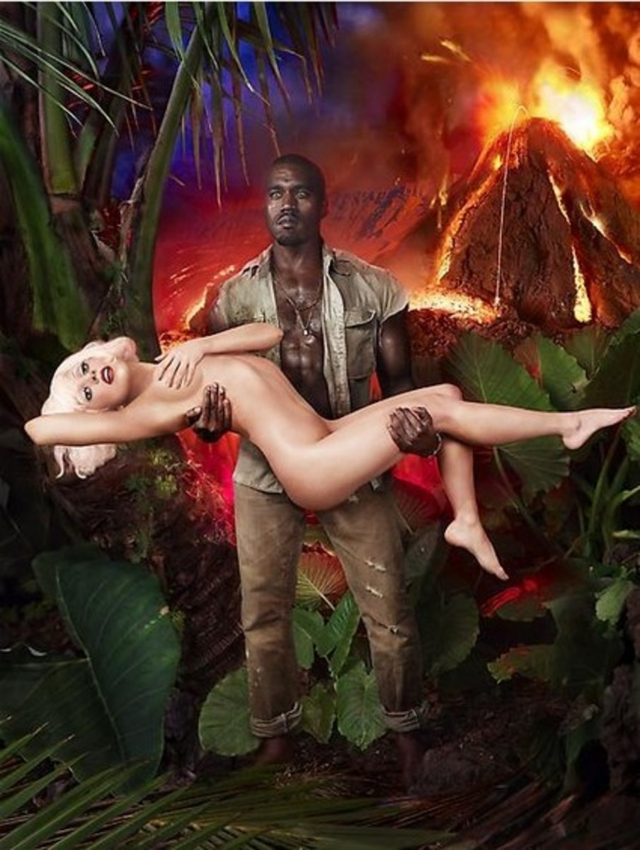 david_lachapelle_kanye_west_lady_gaga_1