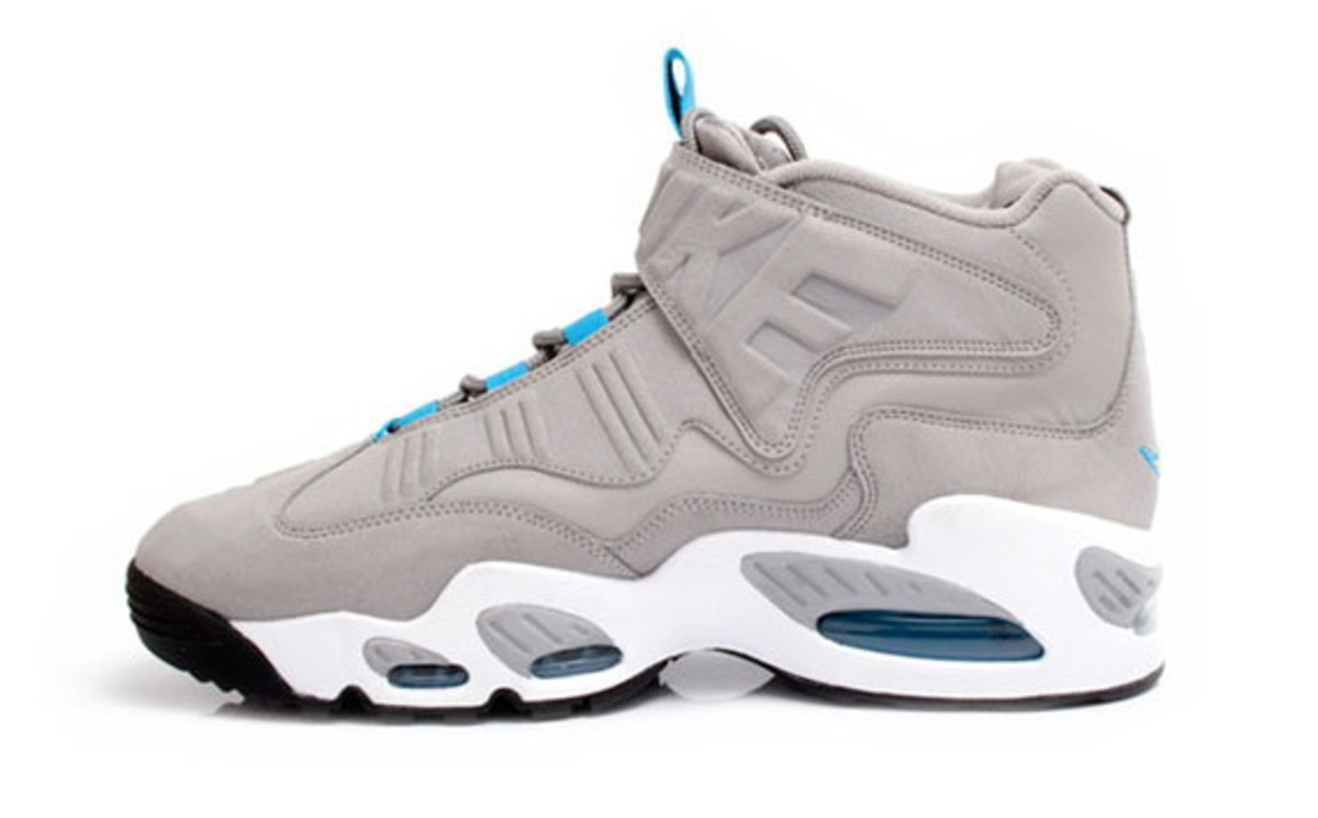 Nike Air Griffey Max GD II Cool Grey Black