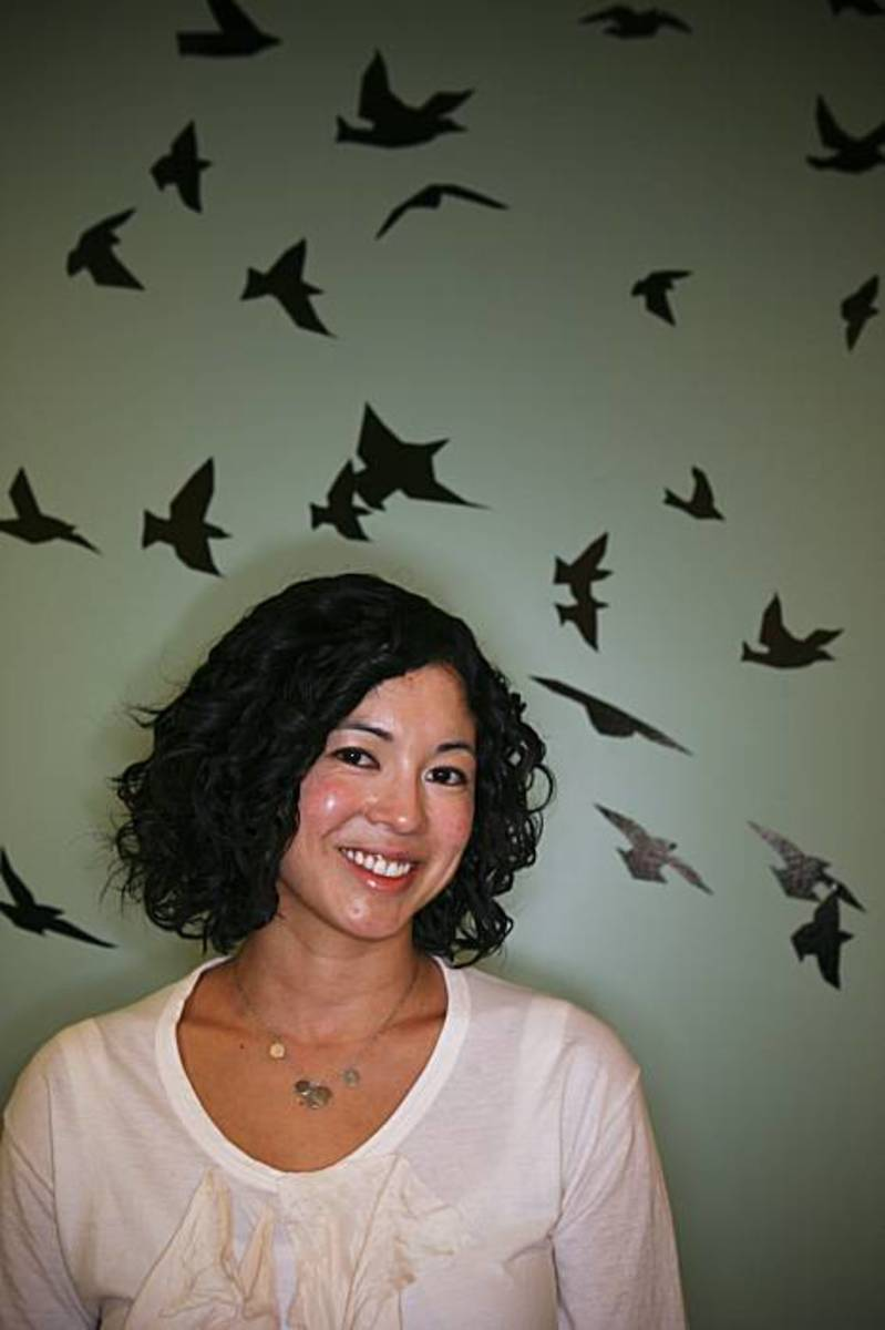 Designer Sara Morishige Williams