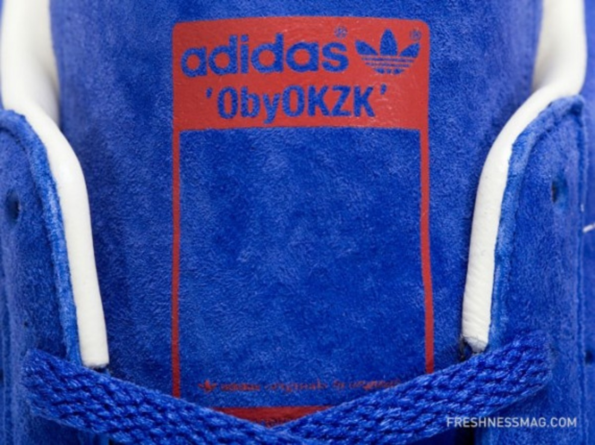 adidas Originals by Originals (ObyO) - Spring/Summer 2010 - Kazuki Kuraishi - Footwear