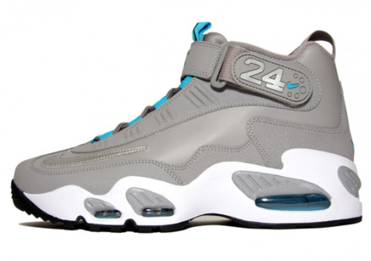 Nike Air Griffey Max 1 - Cool Grey - Marina Blue  1a5015967