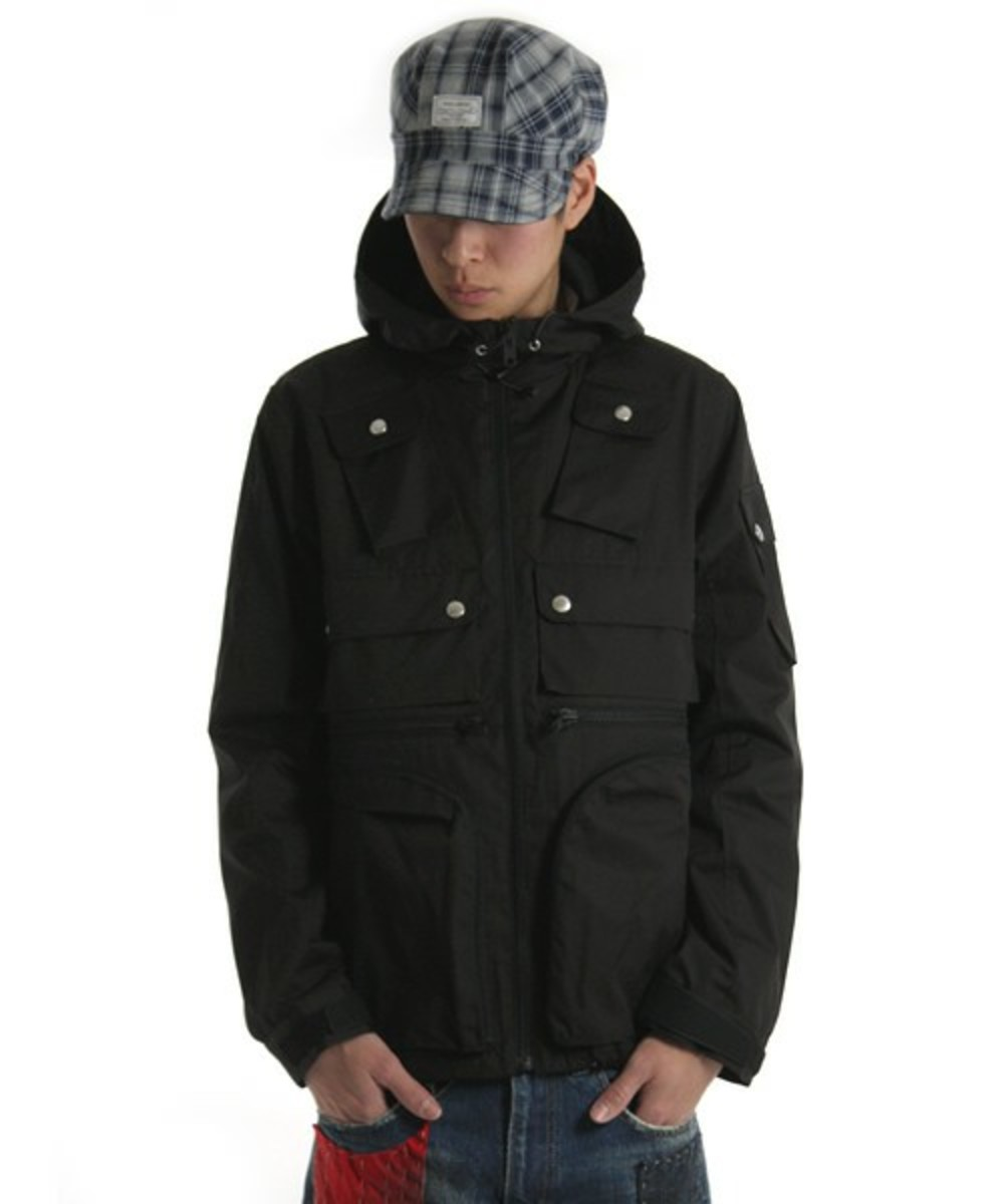 function-jacket-black
