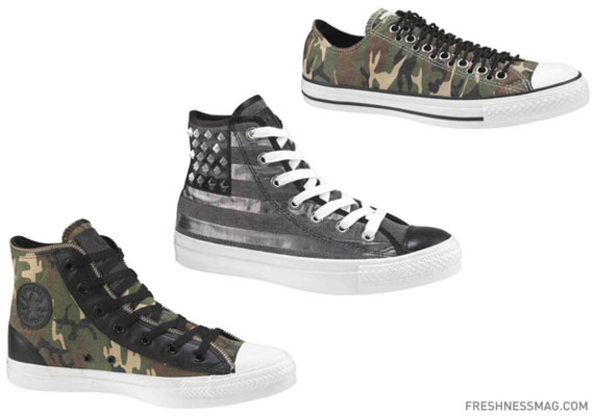 2443ce771ea8 Converse - Spring 2010 - Zipper and Flags Collection - Freshness Mag