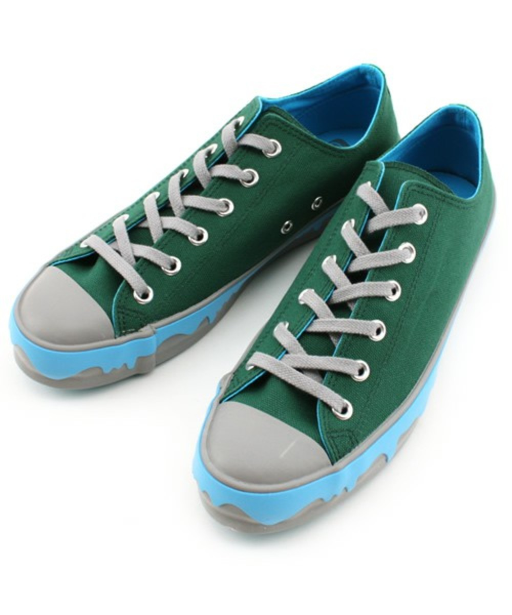 drippy-sneaker-green