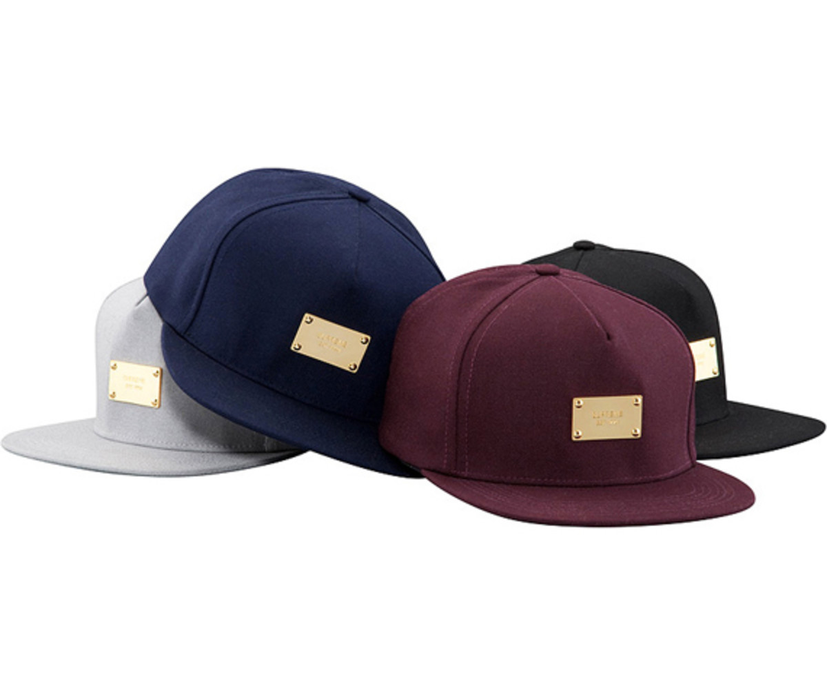4cb6892320d Supreme - Spring Summer 2010 Collection - Accessories + Hats ...