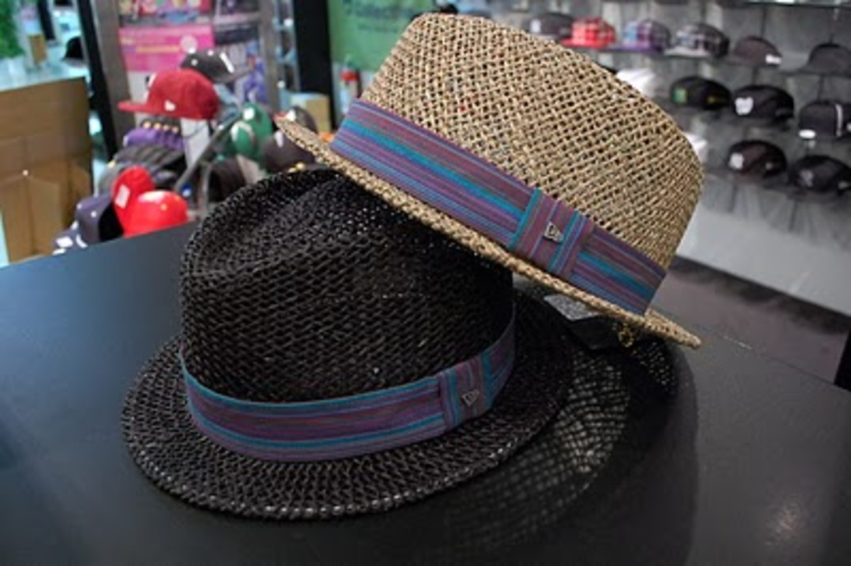 c950e31f45a EK by New Era - Series 81 Spring Summer 2010 Straw Hats - Freshness Mag