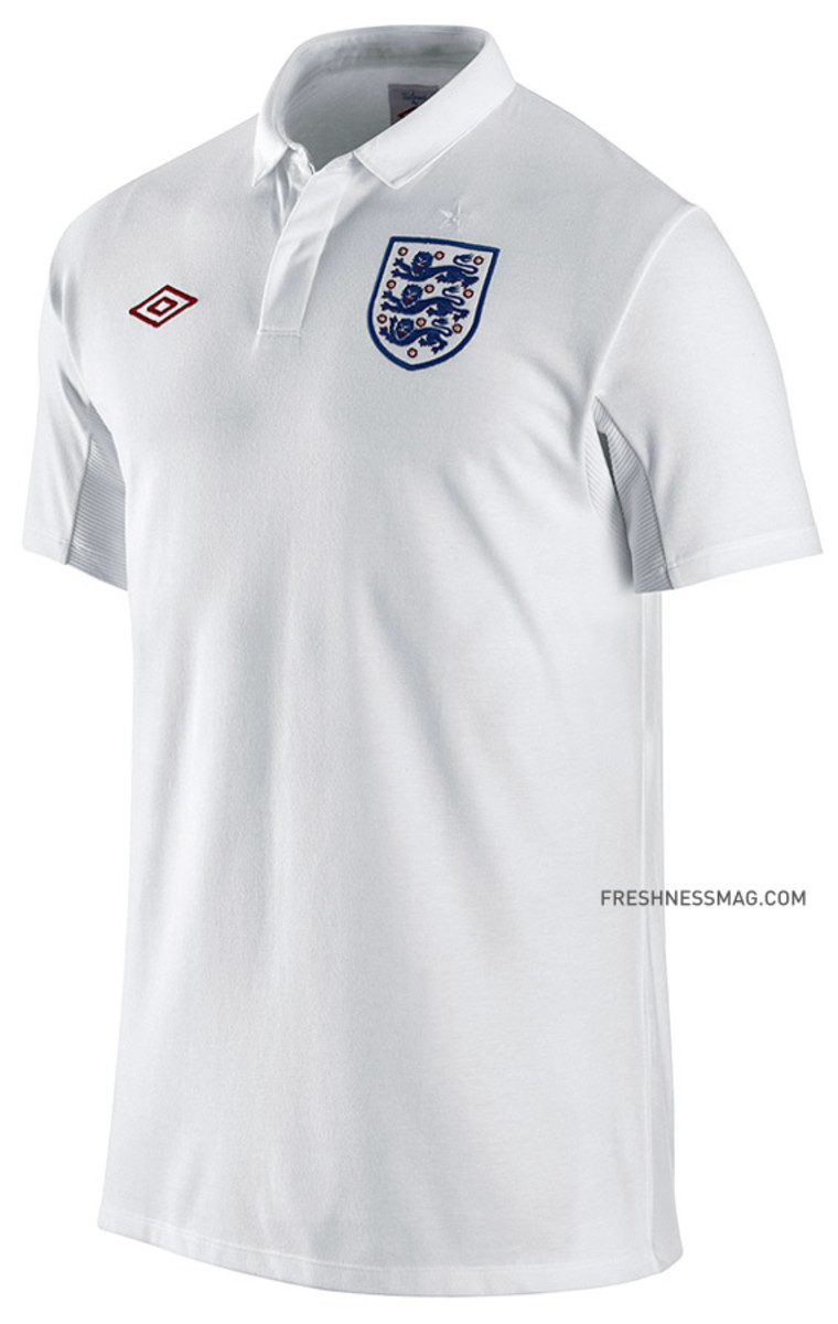the best attitude 3c854 a8022 Umbro - 2010 England National Soccer Team Home Kit ...