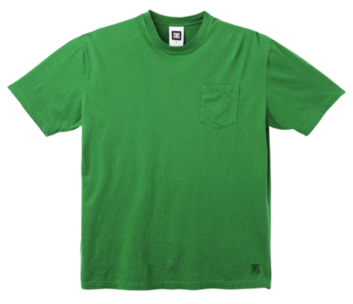 wached-one-color-t-shirt-green