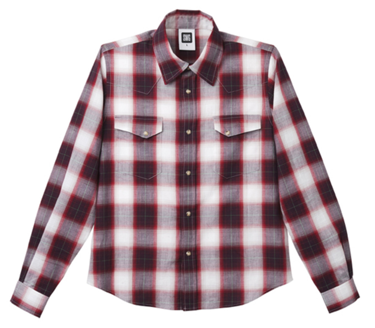neon-line-check-shirts-red