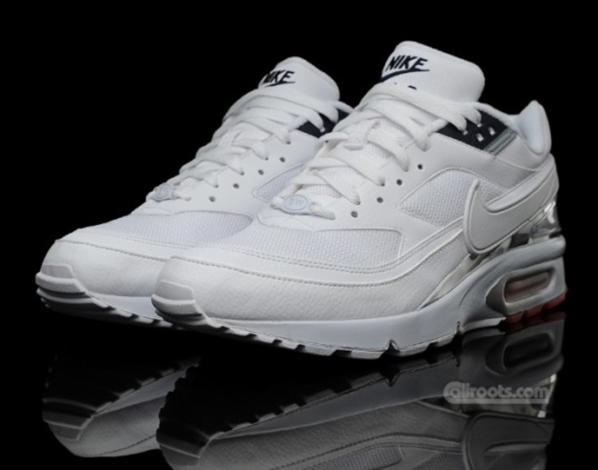 regard détaillé 1c962 dd381 Nike Air Max BW Classic Textile - White/White | Available ...