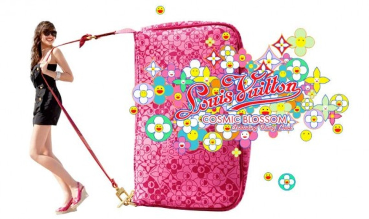 f7d086db4a8b Louis Vuitton x Takashi Murakami - Limited Edition