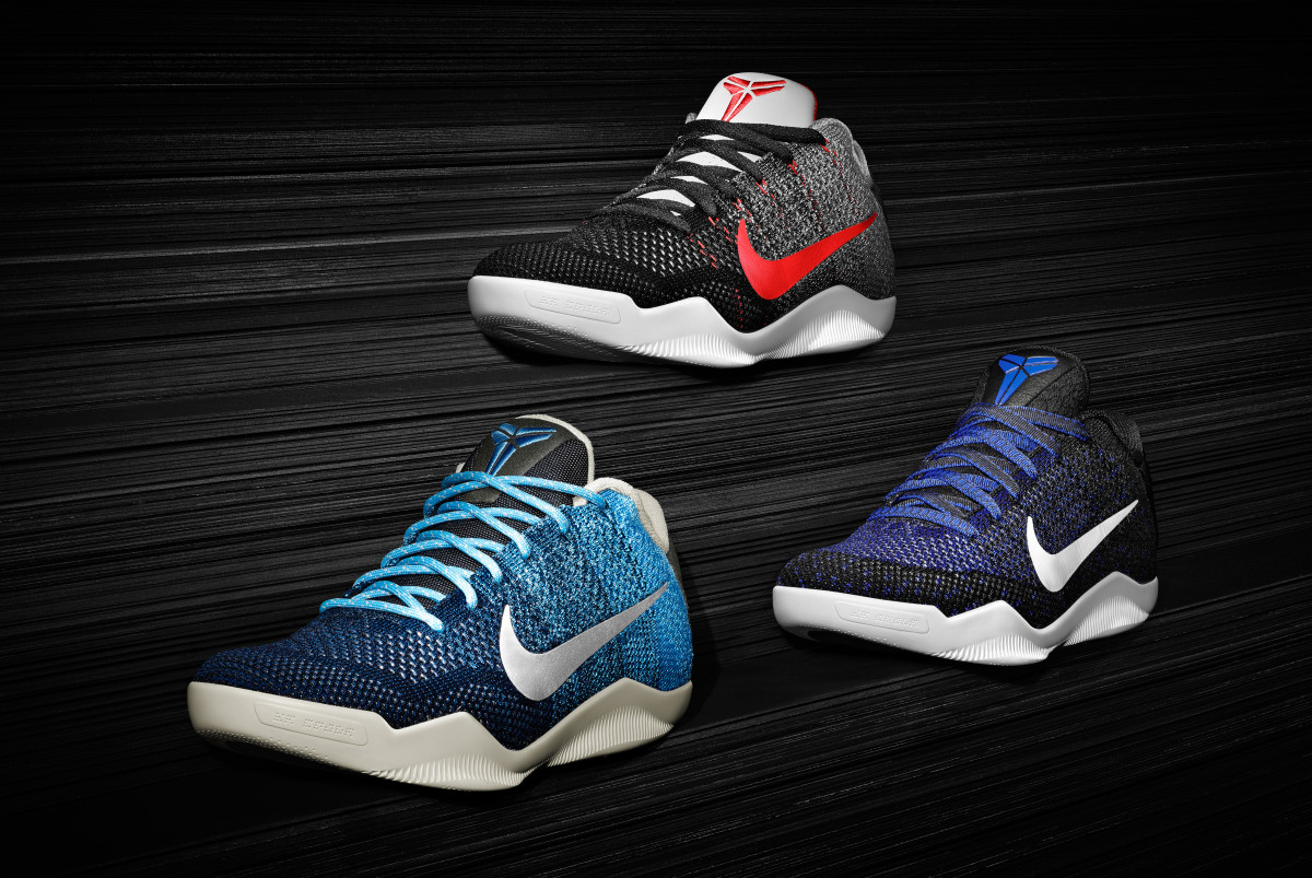 50fbd44bf94 Nike Begins a New Chapter With the Kobe 11 Muse Pack - Freshness Mag