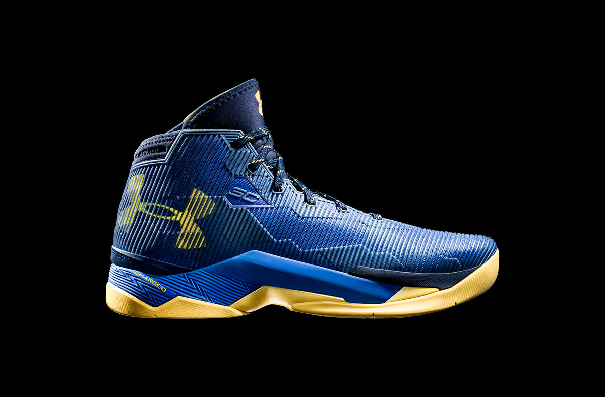 415d23b5163 Under Armour Unveils the Curry 2.5 - Freshness Mag