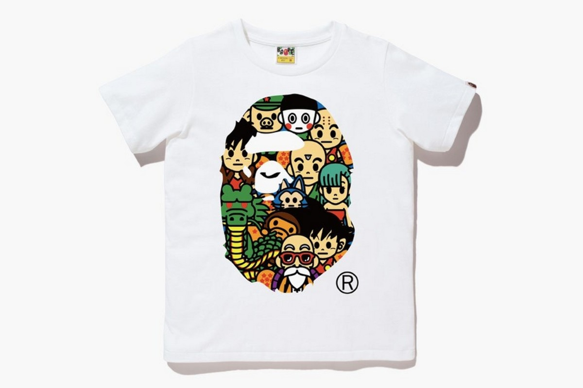 The Biggest A Bathing Ape x Dragon Ball Z Collab is About to Drop ... d79313796