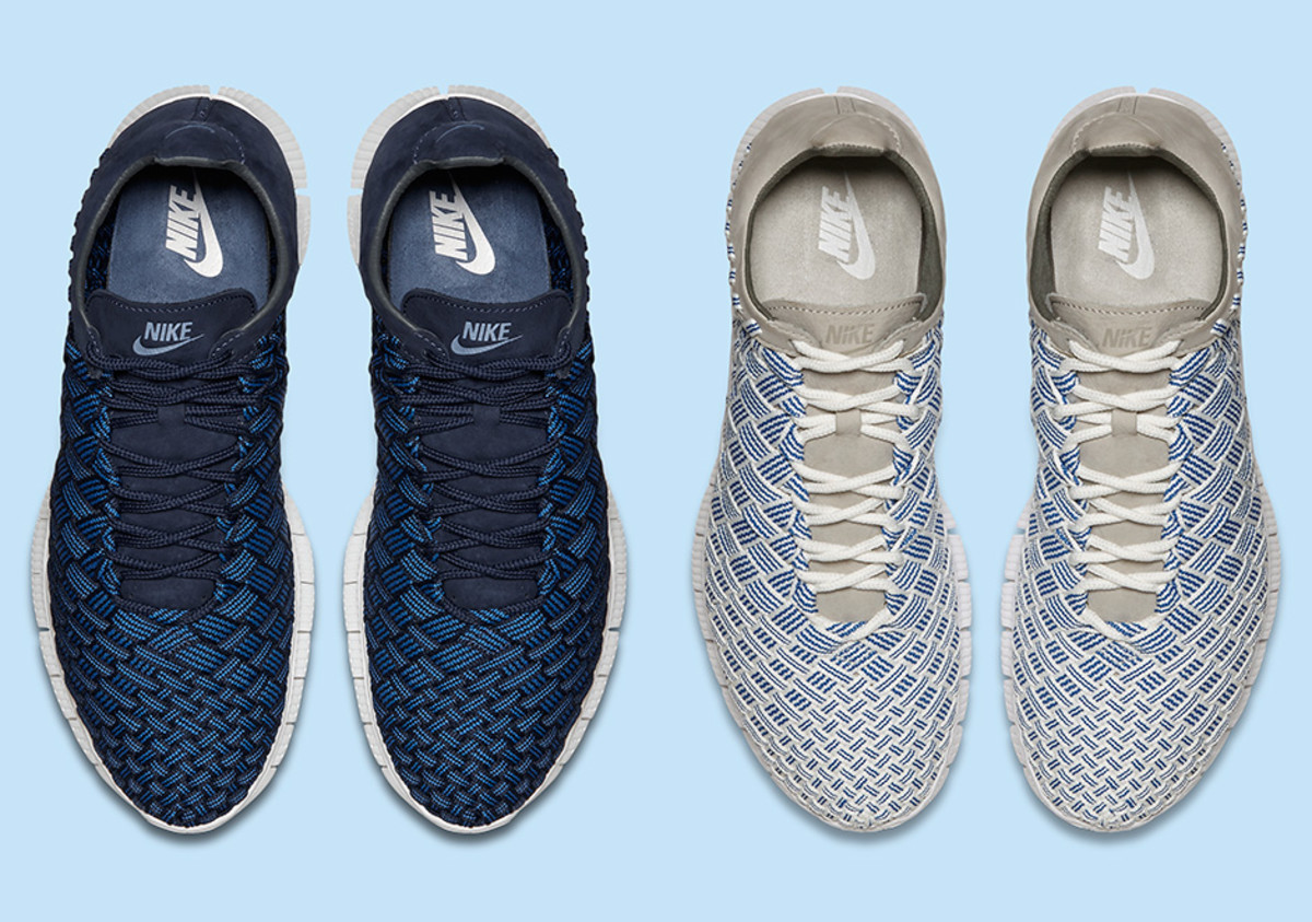 Nike Debuts New Free Inneva Woven Colorways for Spring