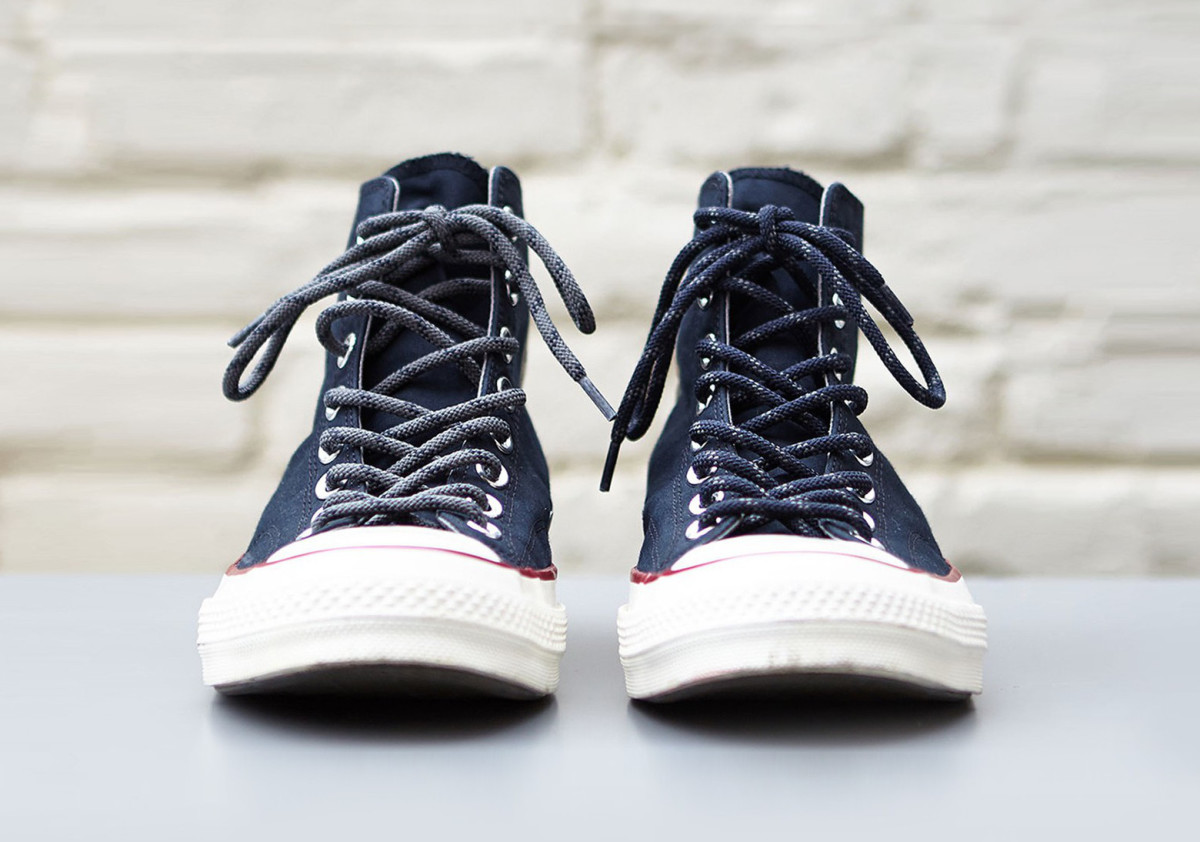 Nigel Cabourn Gives the Converse Chuck