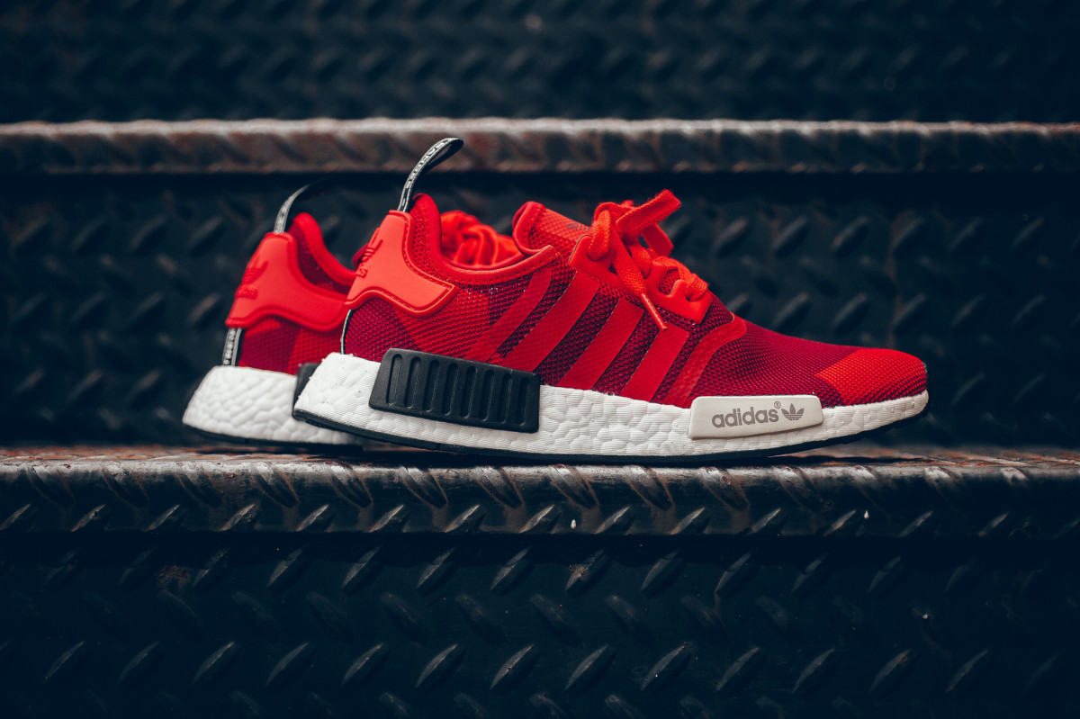 sale retailer 45ccb e08d9 The adidas NMD R1 Surfaces in