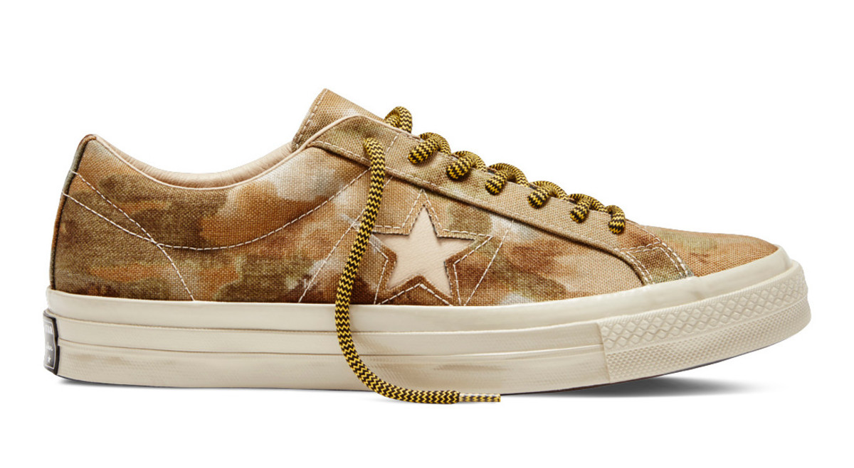 c191eb8f201e Converse Updates Its One Star  74 With Camo Colorways - Freshness Mag