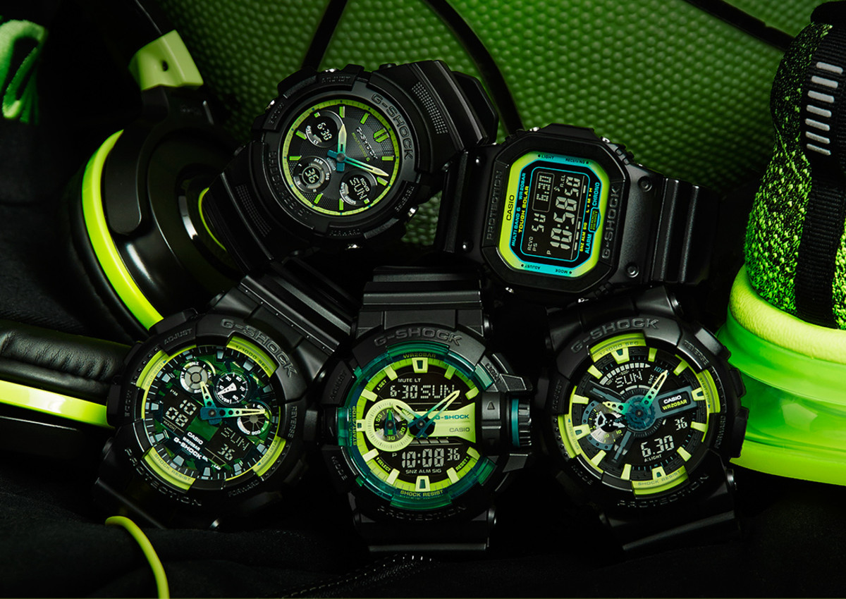 Image via: Casio G-Shock
