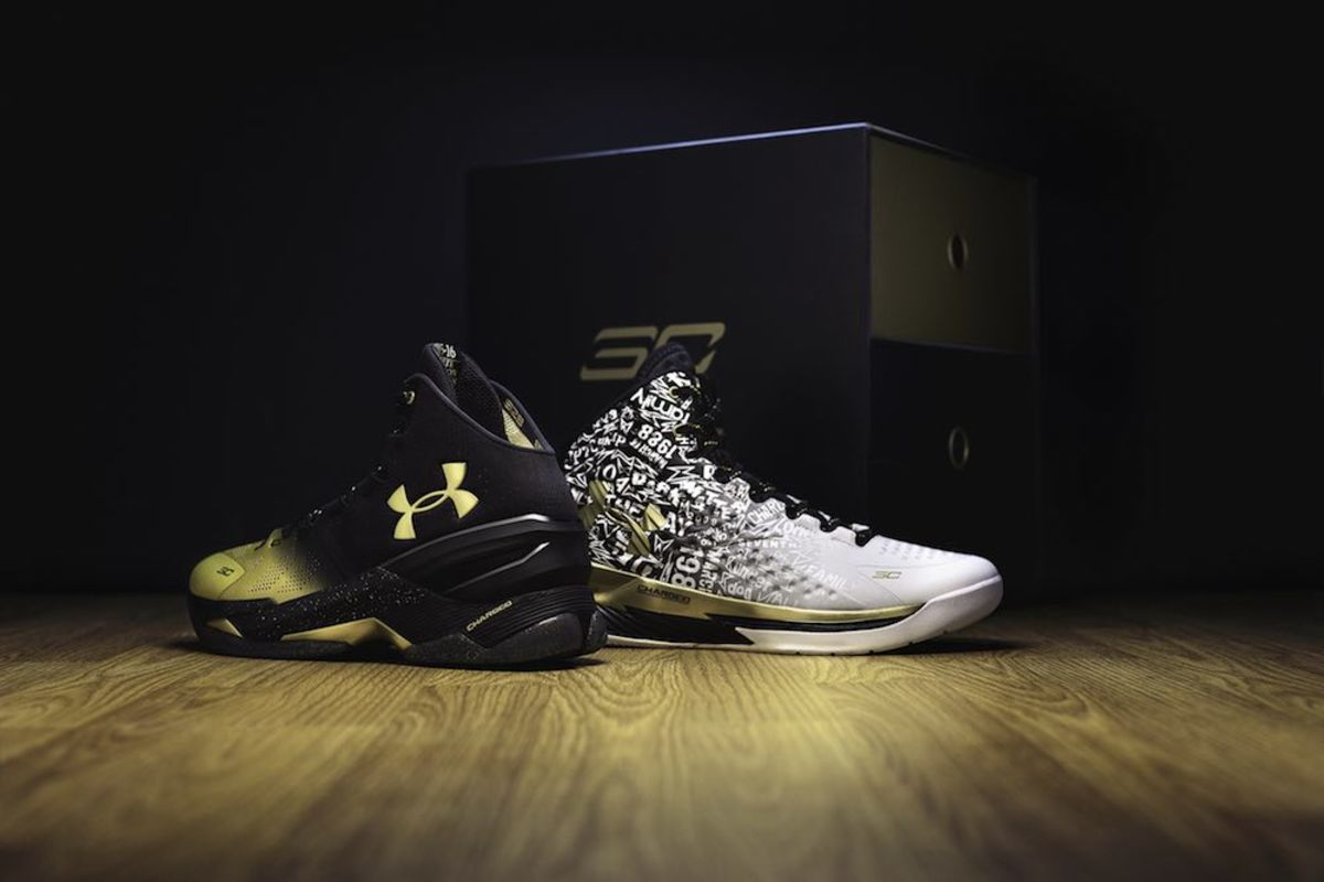 96ec1684779d Under Armour Honors Curry With the
