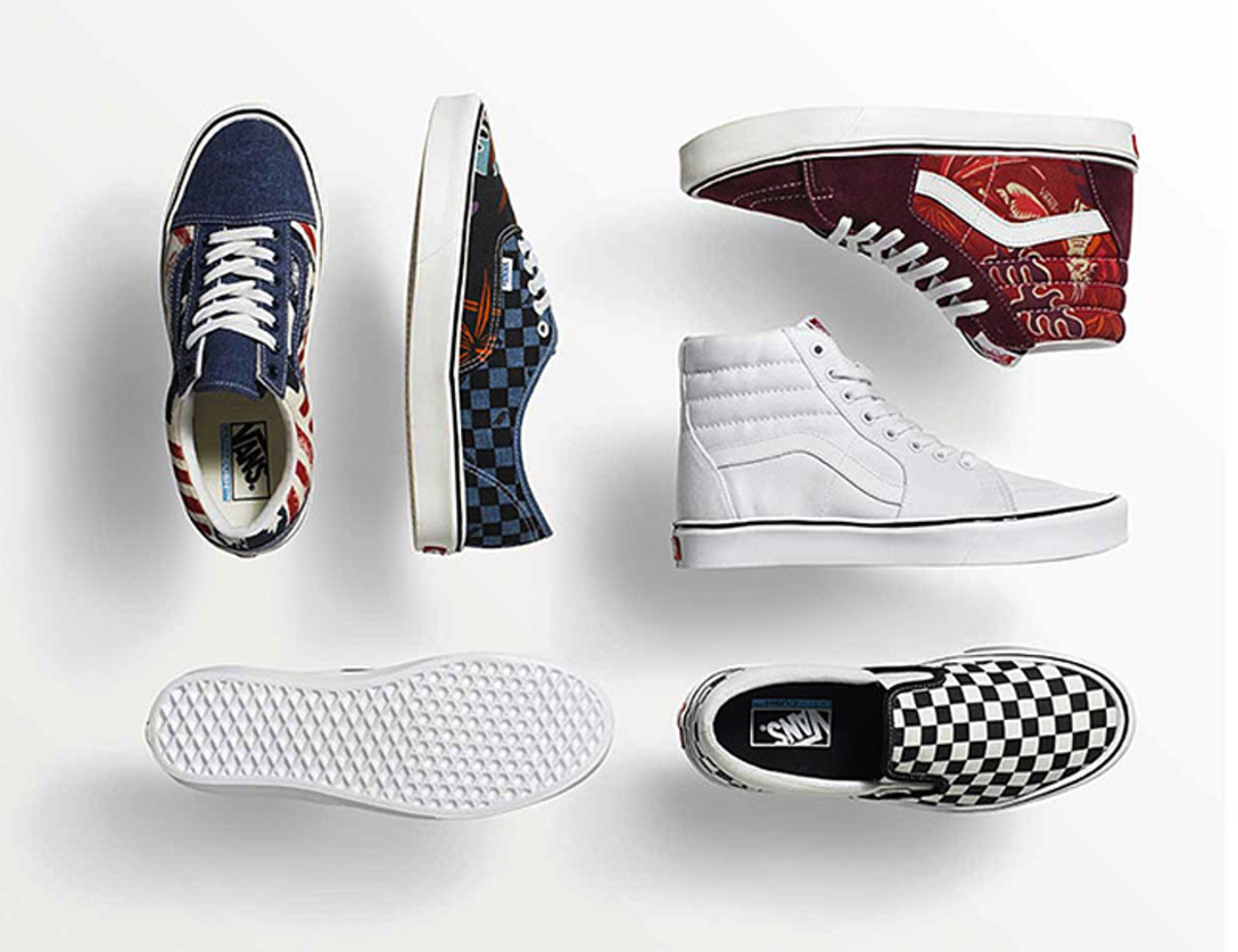 55f4149f14 Vans Expands Its Classic Lites Collection for Spring - Freshness Mag
