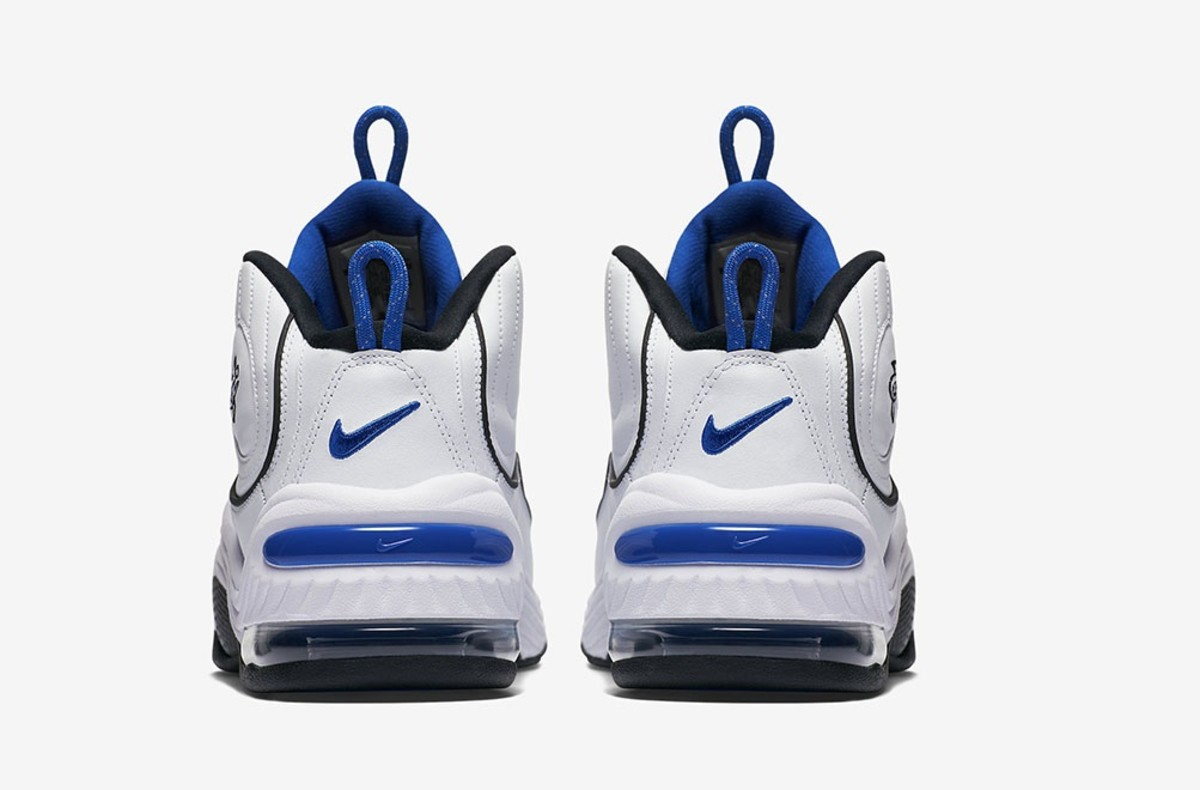 a6aa9887a7b The Nike Air Penny 2 Dons an Orlando Magic Colorway - Freshness Mag