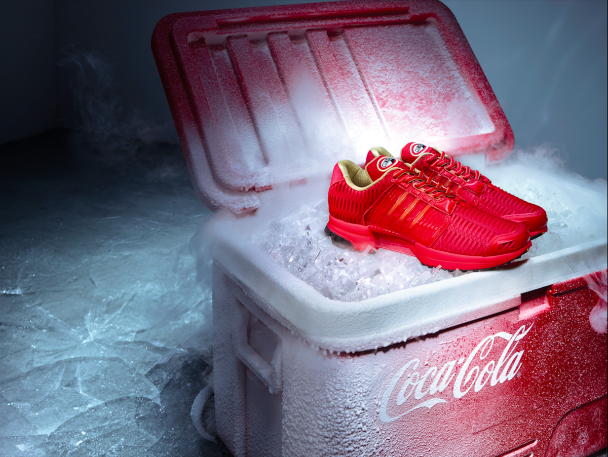 Quench Your Thirst With This Coca-Cola-Inspired adidas ClimaCool 1 ... c2d88d6e54