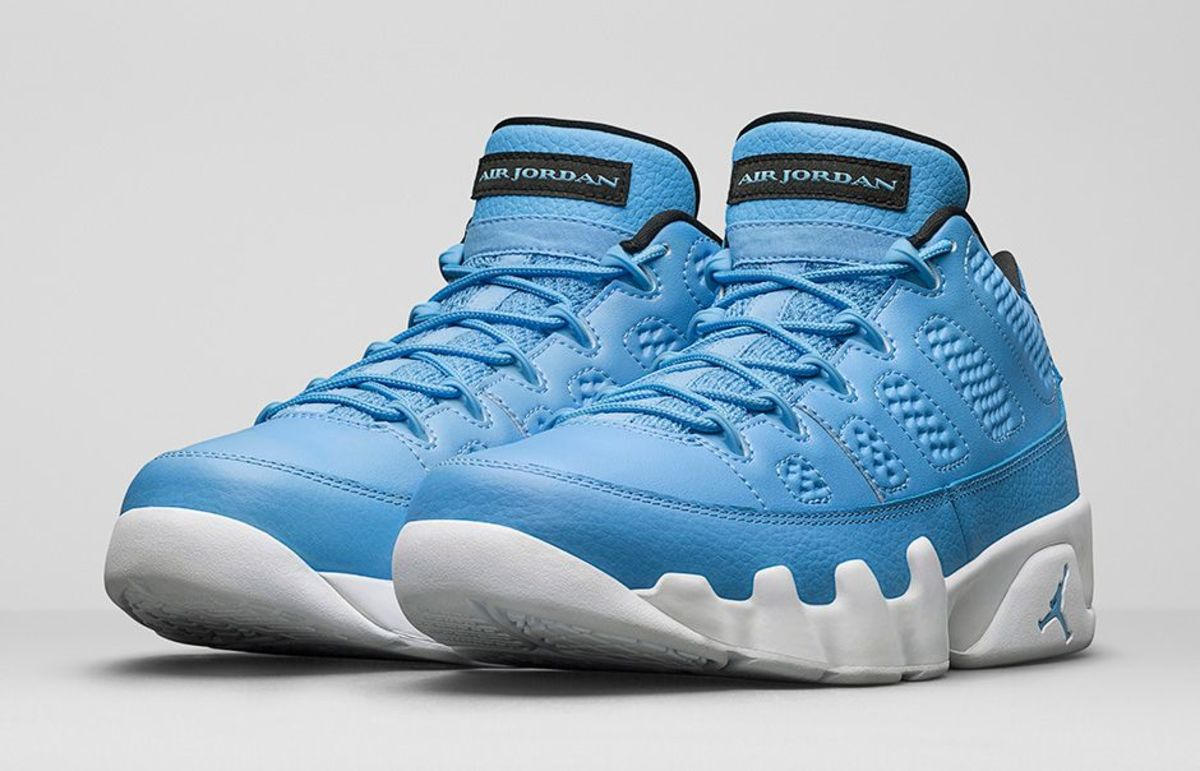 detailing 09eb8 7cd89 The Air Jordan 9 Retro Low