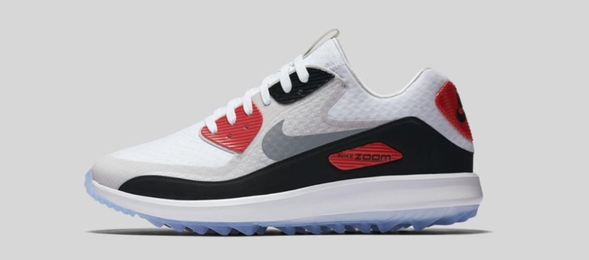 online retailer 44331 3ebe1 Nike's Air Max 90's Hit the Links in Famed