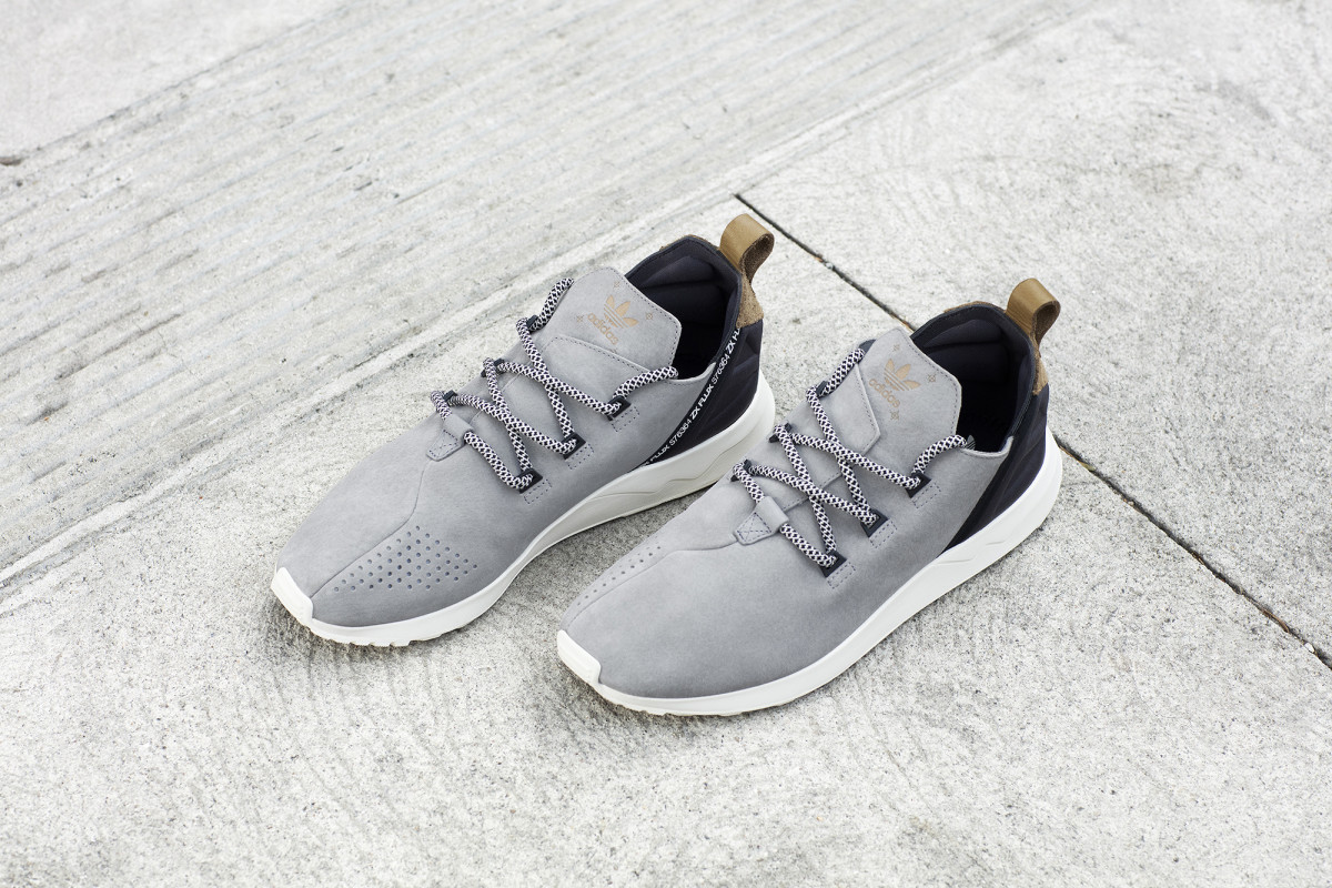 best sneakers e7067 3e1d8 adidas Originals Debuts the ZX FLUX ADV X - Freshness Mag