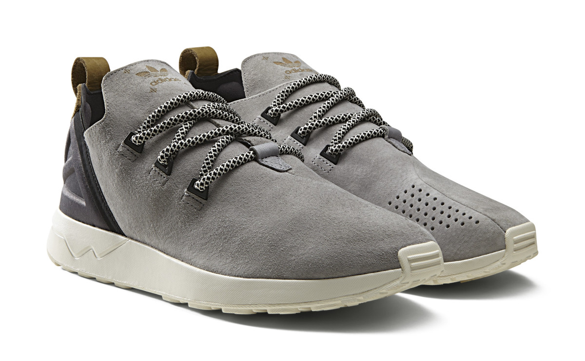 best sneakers 6af33 44272 adidas Originals Debuts the ZX FLUX ADV X - Freshness Mag