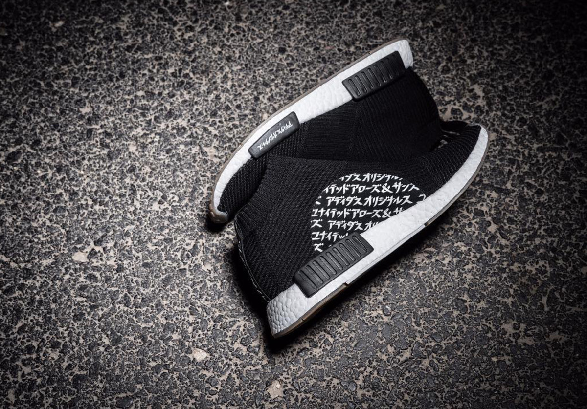 Image via  sneakerprophet. Image via  sneakerprophet. For fans of the adidas  NMD City Sock ... 5372c0597