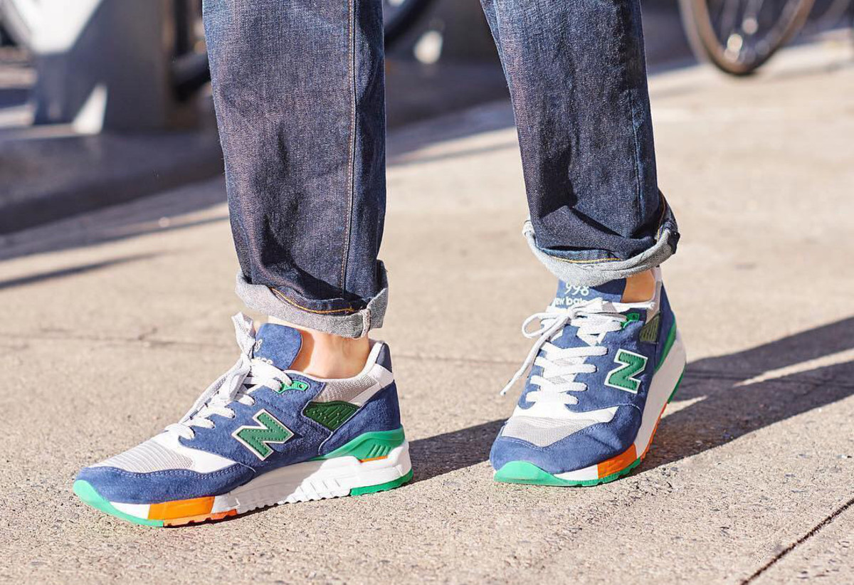 J.Crew Teams Up With New Balance on the 998