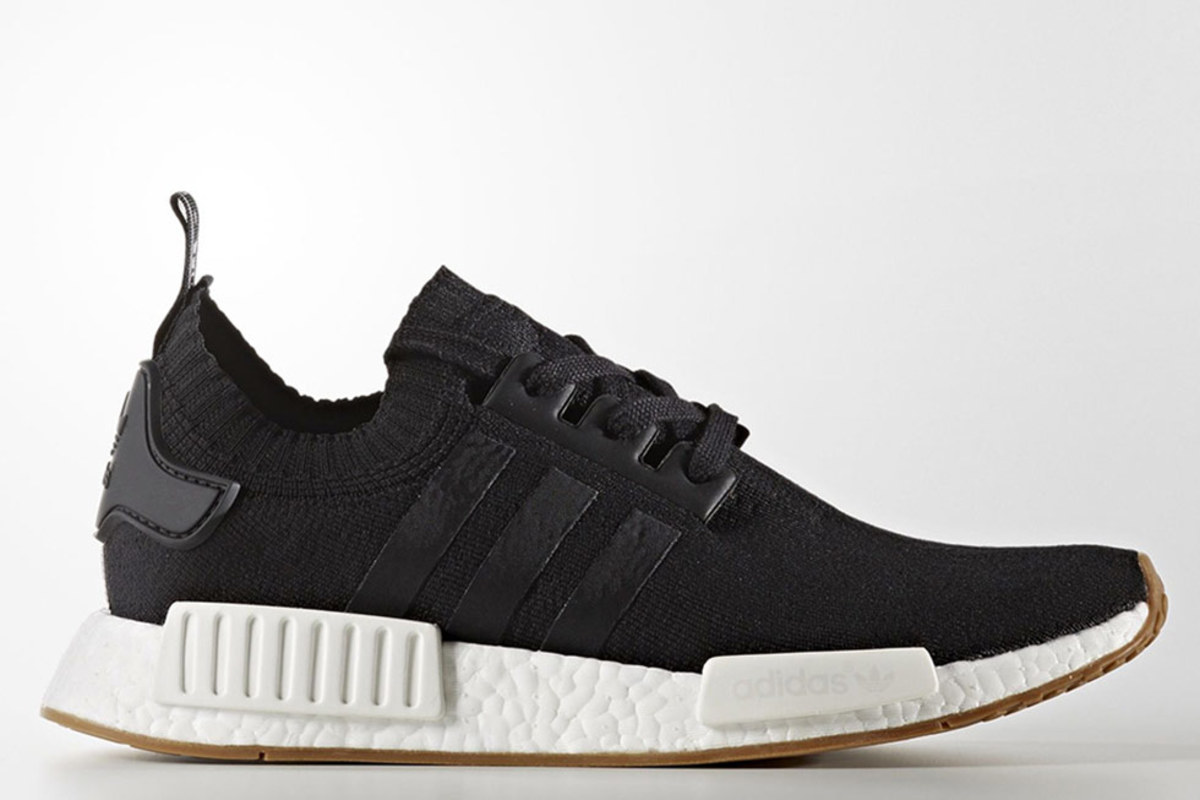 "The adidas NMD R1 Primeknit ""Gum"" Pack Drops Next Month"