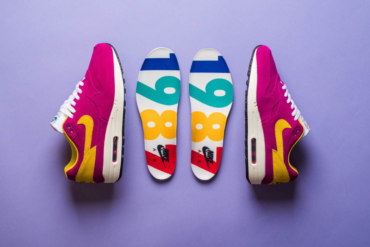 Nike Kicks Off 30th Anniversary Celebration Of The Air Max 1 With