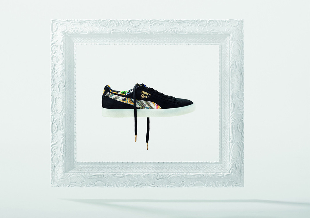 new products 4f688 dbdaa COOGI Reworks the PUMA Clyde - Freshness Mag