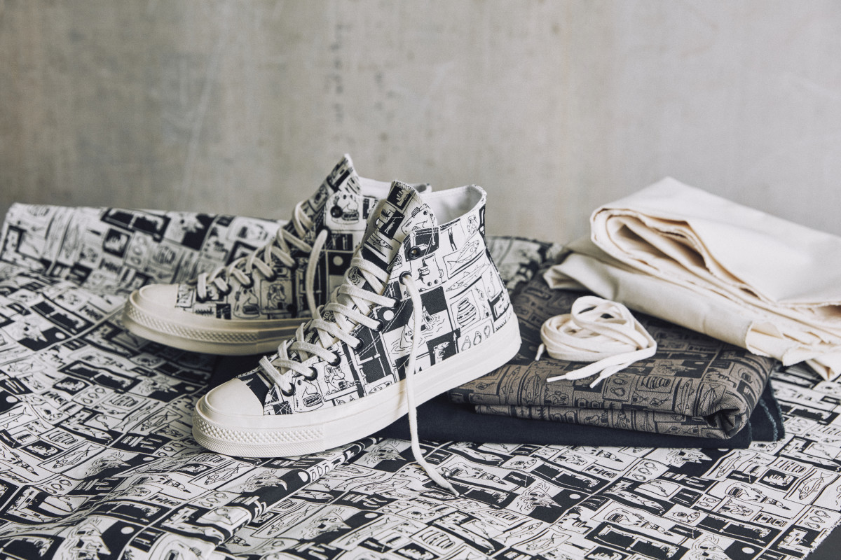 9ea151c8fd37 Customize the Converse Chuck  70 High Top Featuring Prints by New ...
