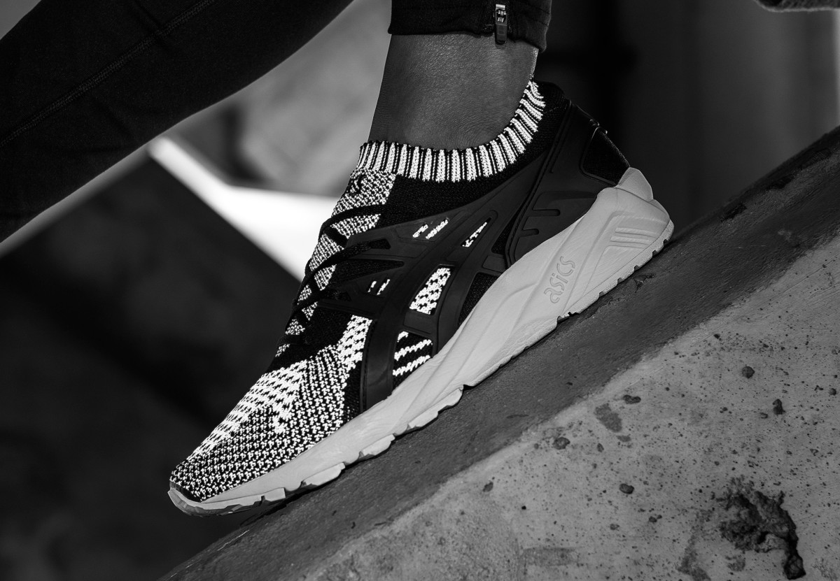 best website 2fd6b 8cfb0 The ASICS GEL-Kayano Trainer Arrives in a Reflective Knit ...