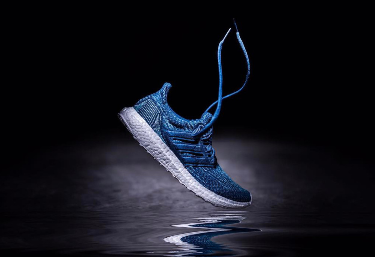 Adidas X Parley >> The adidas x Parley for the Oceans UltraBOOST Surfaces in Ethereal Blue - Freshness Mag