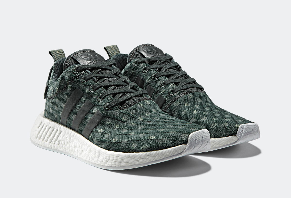 8629b3181941 The adidas NMD R2 W Takes on a Primeknit Upper Finished in ...