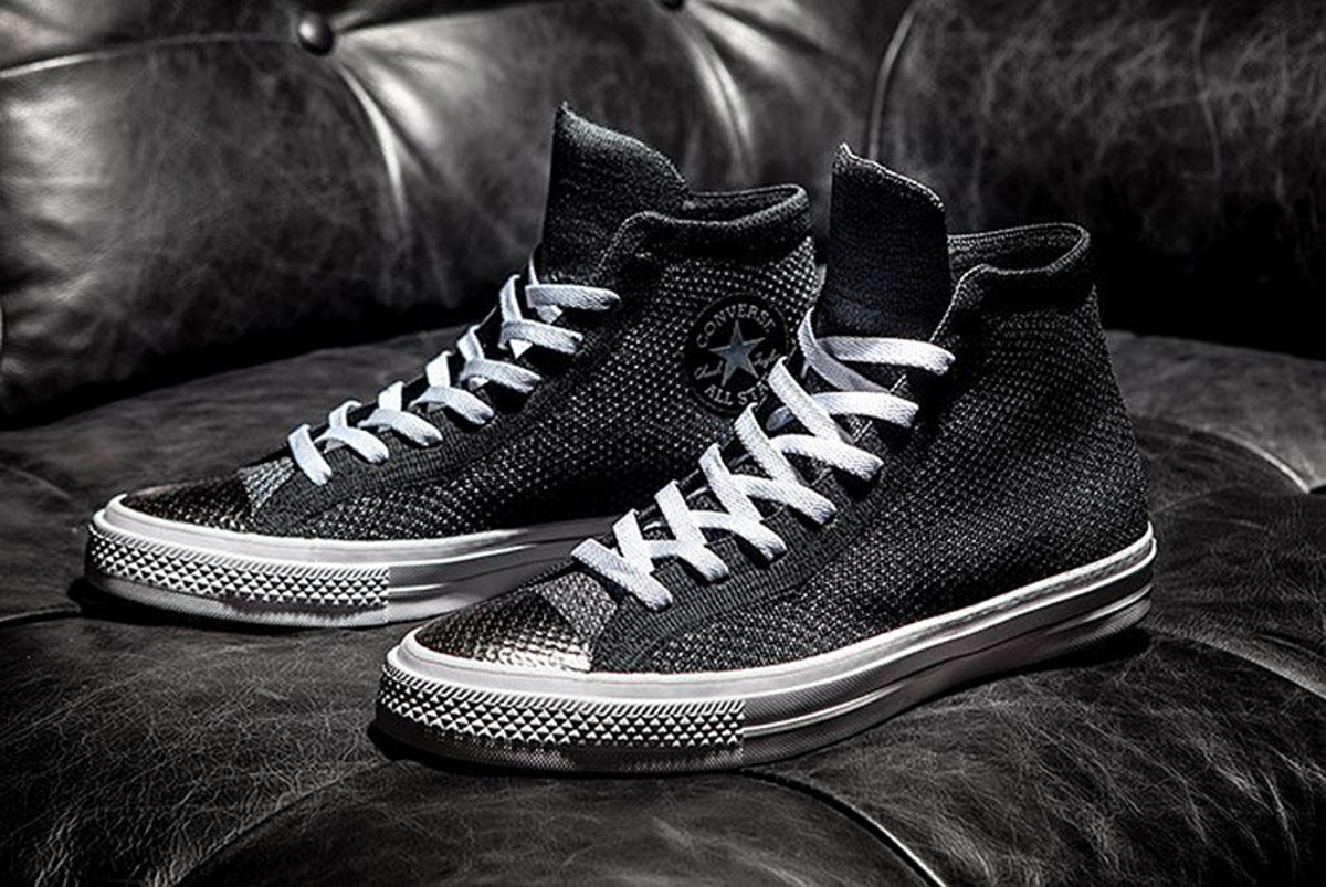 8e9265844523 Nike Flyknit Makes Its Way Onto the Converse Chuck Taylor All Star ...