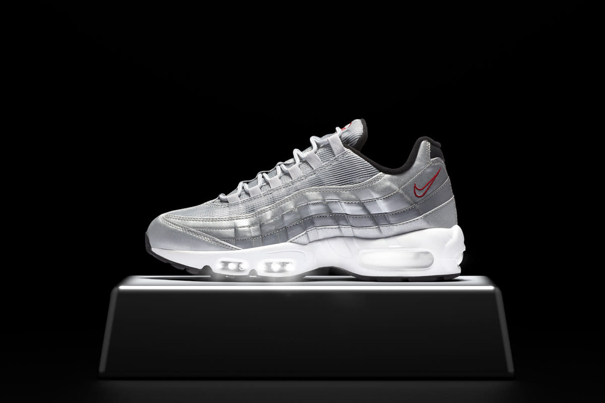 these silver bullet nike air max silhouettes are set to. Black Bedroom Furniture Sets. Home Design Ideas