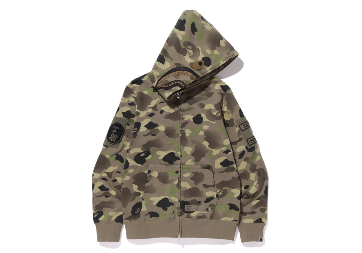 029d8513d78b UNDEFEATED   BAPE Team Up on a Camo-Infused Collection - Freshness Mag