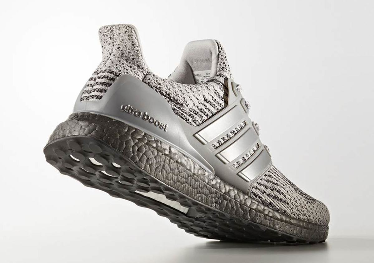 The Adidas Ultraboost 3 0 Quot Triple Grey Quot Launches This